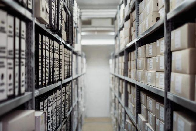 audit archivage